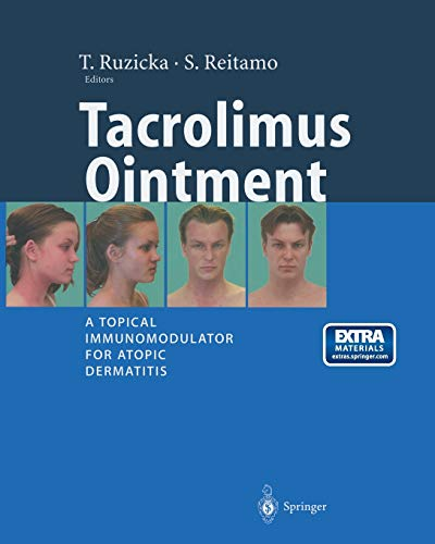 Tacrolimus Ointment: A Topical Immunomodulator for Atopic Dermatitis