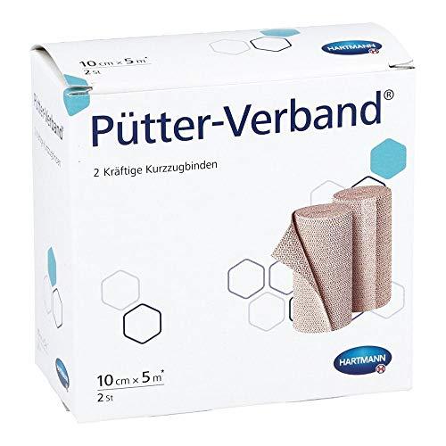 PÜTTER Verband 10 cmx5 m 2 St