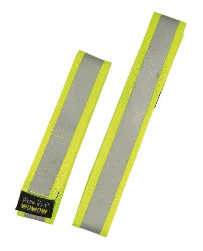 WOWOW 2028001310 Reflex-Band, gelb, 10 x 3 x 3 cm
