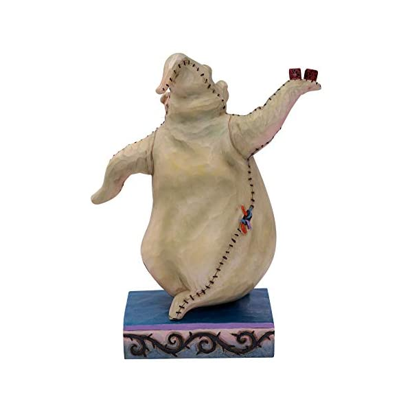 Enesco Disney Traditions by Jim Shore The Nightmare Before Christmas - Figura decorativa de peluche 2