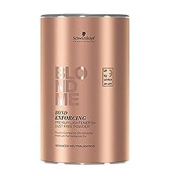 top rated SchwarzkopfBlondMe Color Powder Bleach Premium Lift 9 + 450g 2021