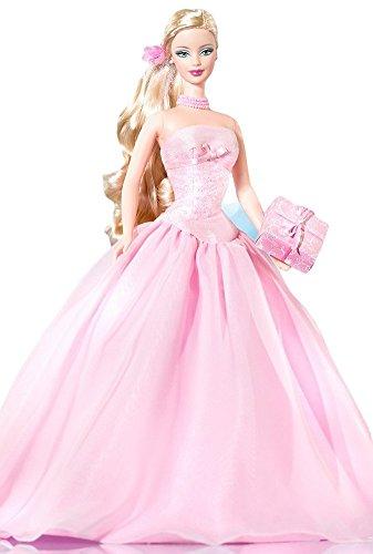 Birthday Wishes Barbie - Pink