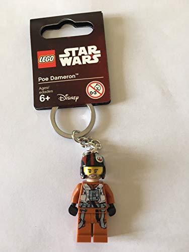 LEGO Star Wars 2016 Key Chain Poe Dameron 853605 by LEGO