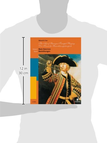 The Art of Baroque Trumpet Playing: Volume 1: Basic Exercises