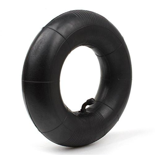 Wingsmoto 4.10/3.50–4 Tube Intérieur TR87 Bent Tige Convient également aux 11 x 4.00–4, Pneu 4.10–4