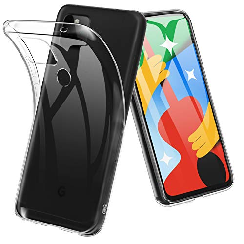 clear case for google pixel 4a 5g