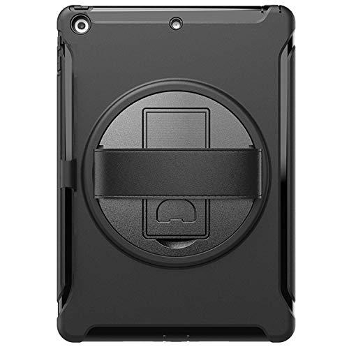 Sunjiaxingzd Reloj Tool para tablet de 10.2 pulgadas 2019 7Th con asa y soporte giratorio de 360 grados para tableta.