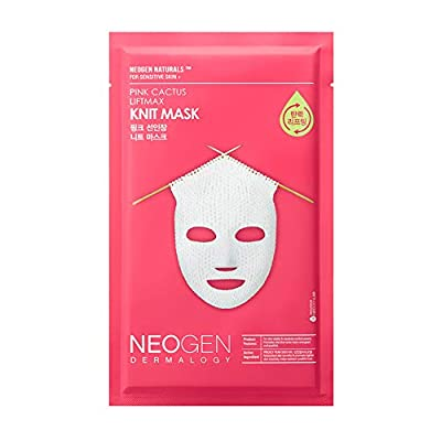 Neogen Pink Cactus Lift Max Knit Mask