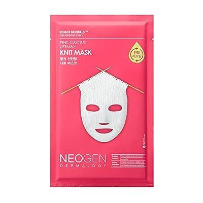 Neogen Pink Cactus Liftmax Knit Mask from Neogen