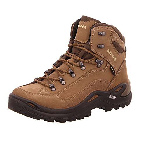 Lowa Renegade GTX Mid Ws Mountain Boots for Women, Women, Renegade GTX Mid Ws, 7