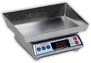 Cardinal Scale-Detecto AP-4KD Diaper Scale Digital Stainless Steel 4000 G X 1 G