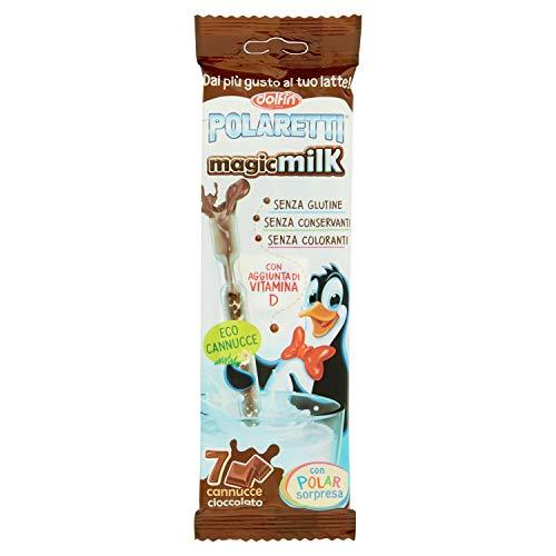 Dolfin Cannuccia Magic Milk Cioccolato, 45.5g
