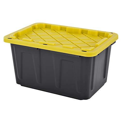 27 Gal. Tough Storage Tote (6-Pack)