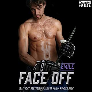 Face Off: Emile cover art