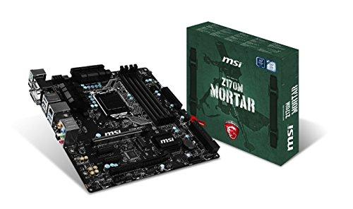 MSI Z170A Gaming M7 - Placa Base (Socket LGA 1151, 4 x DDR4 3600(OC) hasta 64 GB)