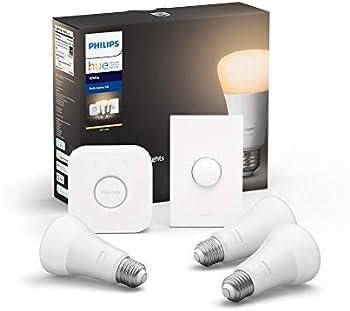 Philips Hue White LED Smart Button Starter Kit
