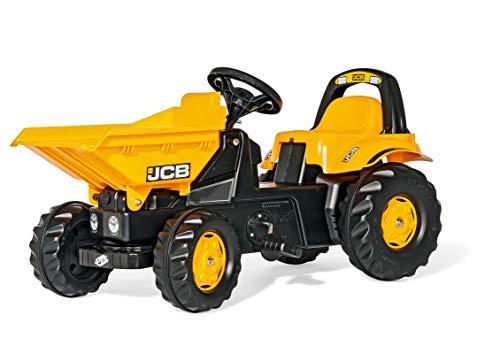 rolly toys 024247 rollyKid Dumper JCB Trettraktor