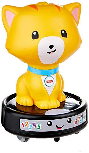 Fisher-Price Gatinho Engatinha Comigo, Multicolorido, Mattel