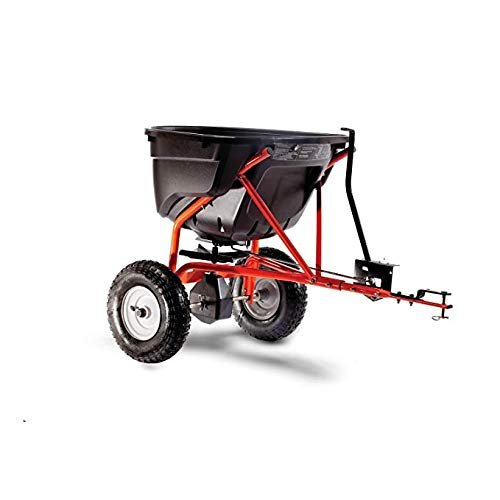 Agri-Fab 45-0463 130-Pound Tow Behind Broadcast Spreader (Pack of 1)