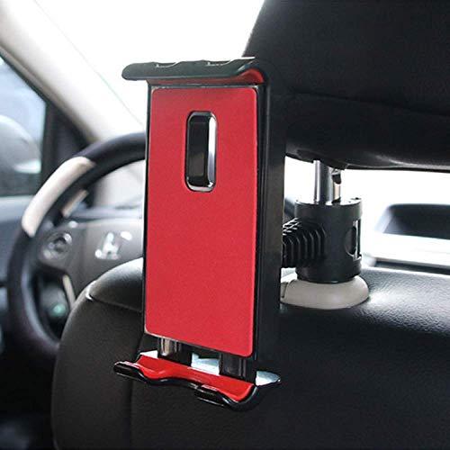 New car ipad tablet mobile phone universal bracket car rear headrest lazy live mobile phone clip