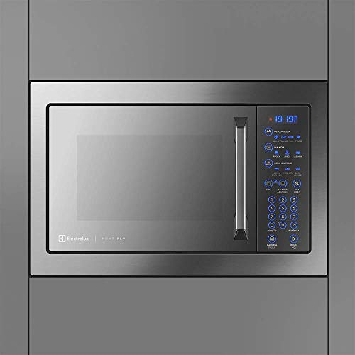 Micro-ondas Electrolux MX43T - 34L Inox Home Pro - 110V
