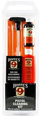 Hoppe's No. 9 Cleaning Kit with Aluminum Rod, Universal Pistol