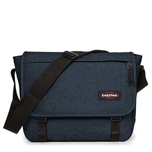 Eastpak Delegate + Messenger Bag, 38 cm, 20 L, Blue (Triple Denim)