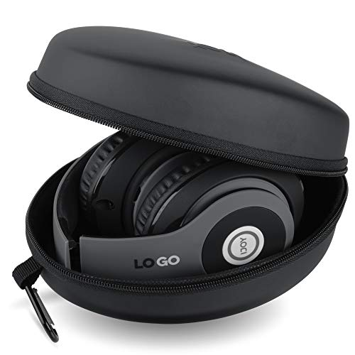 41 yZ0SyxtL - iJoy Matte Rechargeable Wireless Bluetooth Foldable Over Ear Headphones with Mic, Avatar