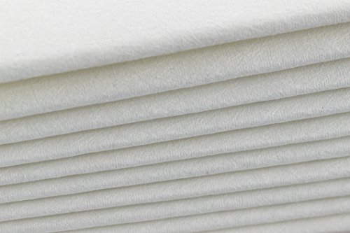 """Product Image 1: Streak Free Microfiber Cloth Clean Any Surface with Just Water Eco Friendly Environmentally Safe Large 16"""" Size Perfect for Window, Mirror, Kitchen Counter, Appliances, Car, Cycle, TV Screen 6 Pack"""