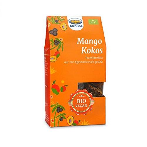 Govinda Mango-Konfekt, 1er Pack (1 x 120 g)