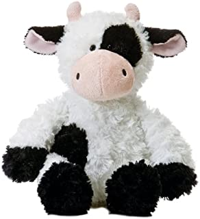 Aurora World Tubbie Wubbie Plush Cow, 12""