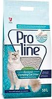 Proline Marsilya Sabunlu Topaklaşan Kedi Kumu 10 Lt