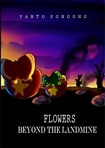 Flowers Beyond The Landmine (Countryball Book 2) (English Edition)