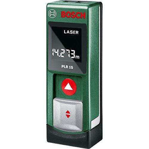 Bosch PLR 15 Distanziometro Laser