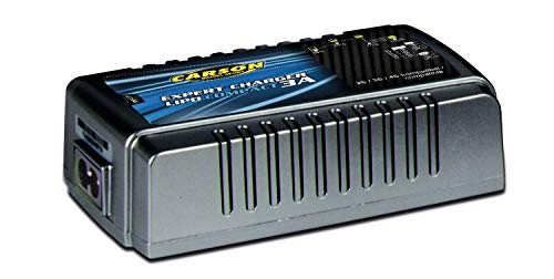 Carson 500606068 Expert Charger LiPo Compact 3A