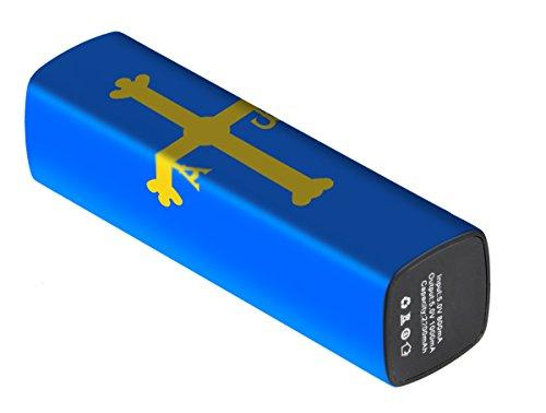 Ideus PB2600AST01 - Batería Externa USB de 2600 mAh