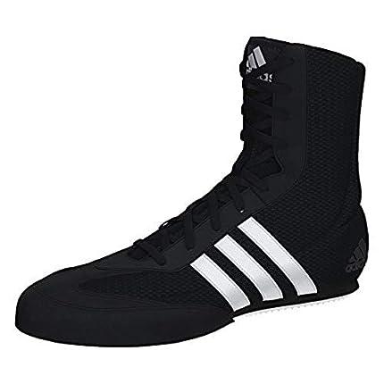 adidas Box Hog.2, Zapatillas de Deporte Hombre, Negro (Core Black/FTWR White/Core Black Core Black/FTWR White/Core Black), 38 2/3 EU