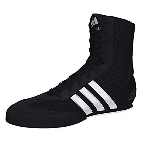 Adidas Boxschuh Box Hog 2, Uni Boxschuhe, Schwarz, 47 1/3 EU (12 UK)