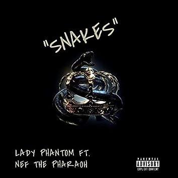 Snakes (feat. Nef The Pharaoh)