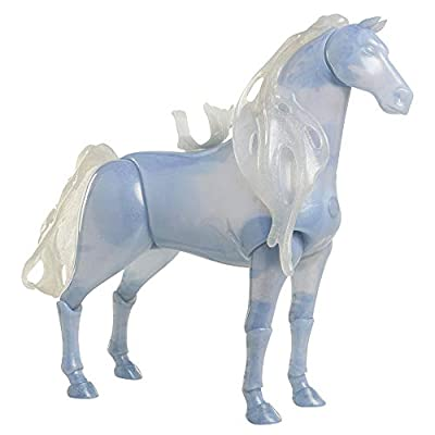 "Disney Frozen 2 Elsa's Spirit Horse, Light-Up & Sounds Water Nokk, 15 Inches Tall - Perfect for 14"" Toddler Dolls"