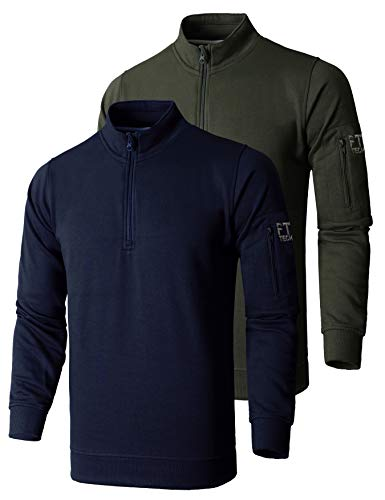FULL TIME SPORTS® Hombre1/4 Zip...
