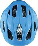 ALPINA Unisex - Kinder, PICO FLASH Fahrradhelm, neon blue gloss, 50-55 cm - 2
