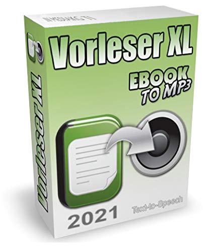 Vorleseprogramm (2021) und TTS-Software zum Text in Sprache umwandeln - Text vorlesen...