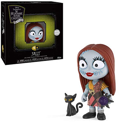 Funko - Nightmare Before Christmas 25 Years: Sally Figurina de Vinilo, Color (Funko 32853)