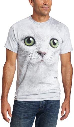 Cat face t shirts _image1