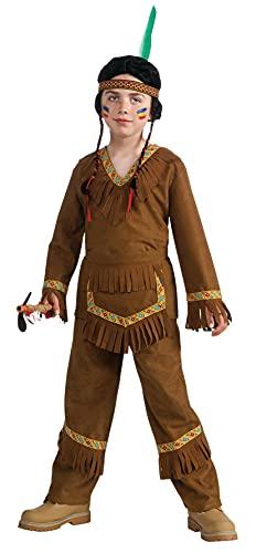 Rubie's Native American Boy Costume, Medium