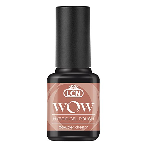 LCN WOW Hybrid Gel Polish, Puder Dream