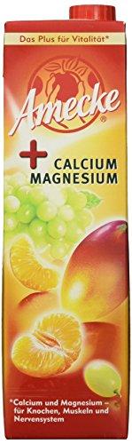 Amecke +  Calcium Magnesium - 100%, 6er Pack (6 x 1 l)