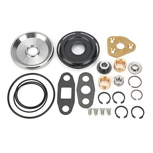 Kit de reparación de turbo, kit de reconstrucción de reparación de turbocompresor de coche, accesorios aptos para turbos H2D WH2D H2C H2B