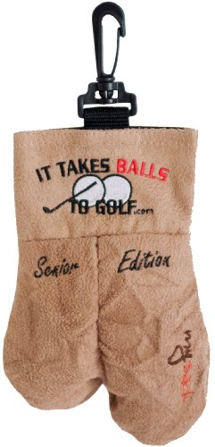 MySack Senior Edition Golf Ball Storage Bag | This Funny Golf Gift is Sure to Get a Laugh | Store Your Other Golf Accessories for Men Such as Tees & Gloves by Putting Them in This Gag Gift